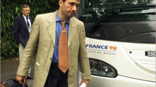 Георге Хаджи подаде оставка като треньор на Политехника