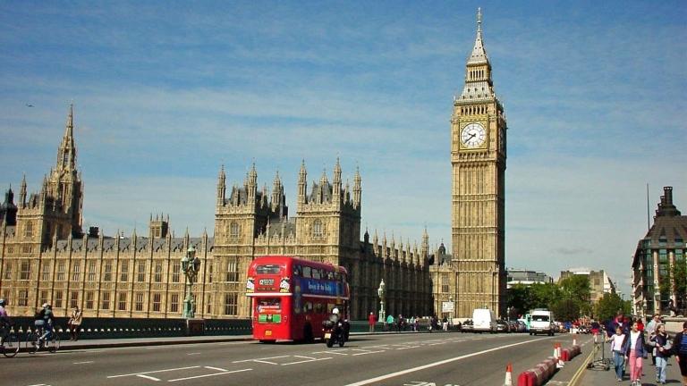 Резултат с изображение за британския парламент