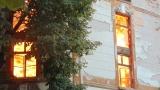Нов пожар в един от тютюневите складове в Пловдив