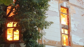 Мъж почина при пожар в пловдивското село Зелениково