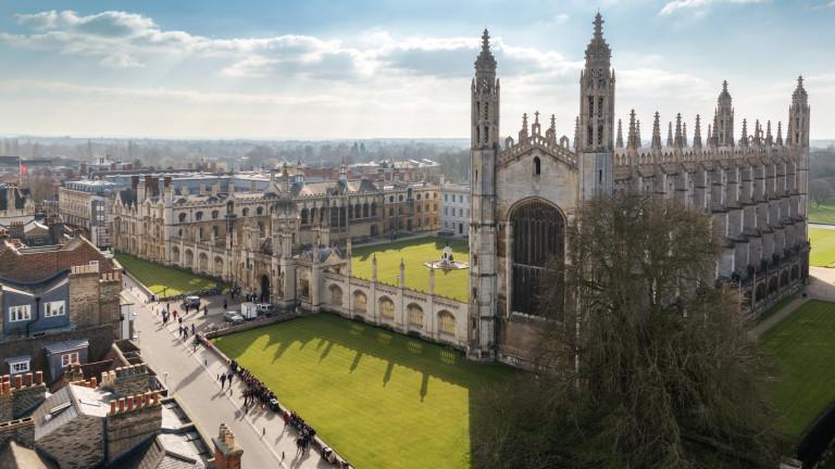 Два бележника на Чарлз Дарвин изчезнали от Кеймбриджкия университет