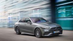 Mercedes показа новото поколение C-Class (Видео)