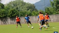 """Един тренировъчен ден на """"сините"""" в Австрия"""