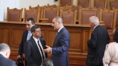 За Цветанов управленската програма е заявка за пълен мандат