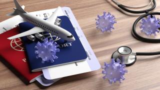 Как да се предпазим от коронавирус по време на полет