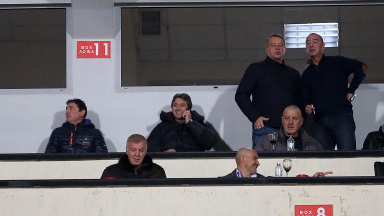 Бившият играч на Левски Насиру Мохамед продължава да бъде сериозна