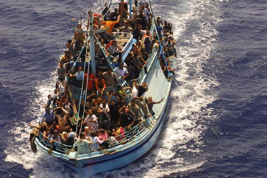 ЕС откри център за имигранти в Мали