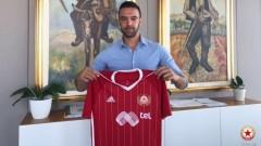 Изненада! ЦСКА подписа с най-успешния чужденец в българския футбол!