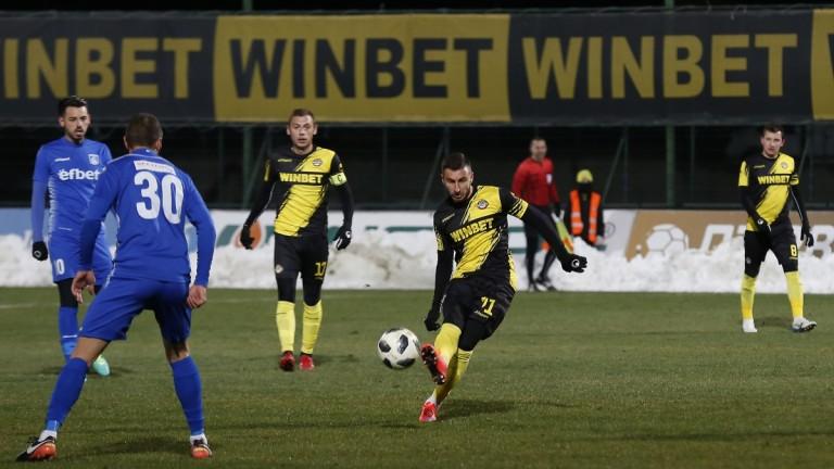 В Ботев (Пловдив) се надяват контузените да са готови за старта на плейофите