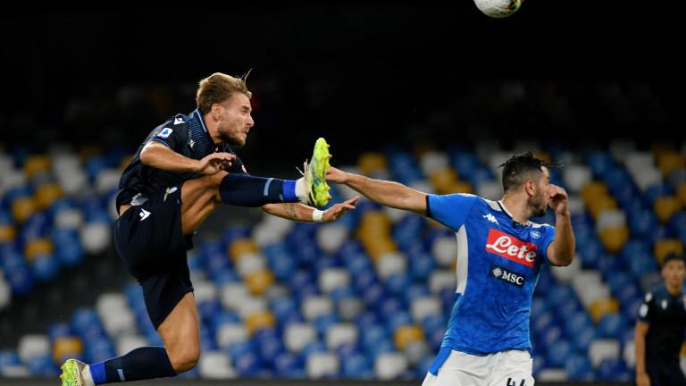 """Чиро Имобиле изравни рекорда за най-много голове в Серия """"А"""""""