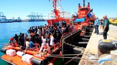 1500 загинали мигранти в Средиземно море през 2018-а