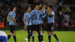 Уругвай загря за Мондиал 2018 с победа