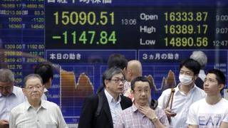 Първи тръпки на финансовите пазари в очакване на окончателен Брекзит