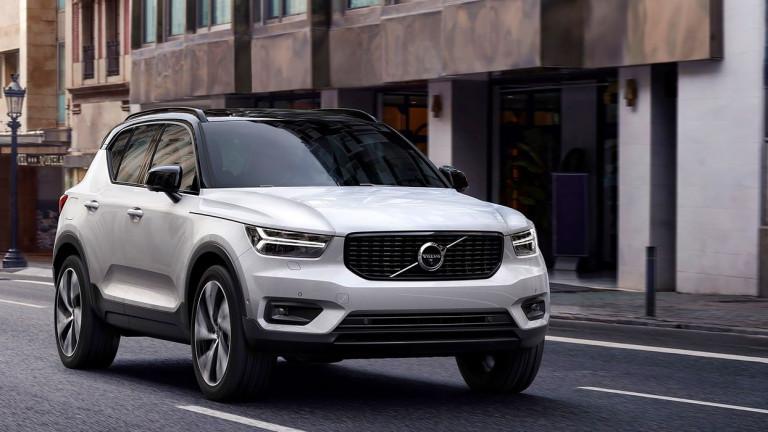 Новото Volvo ХС40 идва и с нов 3-цилиндров двигател