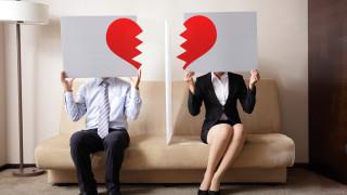 Защо мъжете да бягат от сериозни връзки