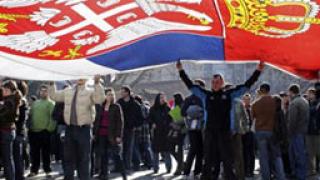 200 арестувани заради безредиците в Белград