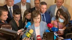 БСП препотвърди общите си приоритети с ИТН, чака предложението за премиер