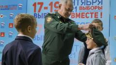 Русия натъртва на случилото се с Германия през ВСВ в отговор на германския военен министър