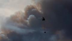 Най-големите горски пожари в Испания от десетилетия