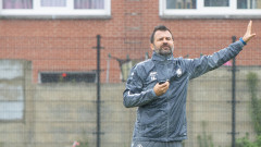 Треньорът на Антверп: Имаме доста проблеми, но ще се опитаме да се справим
