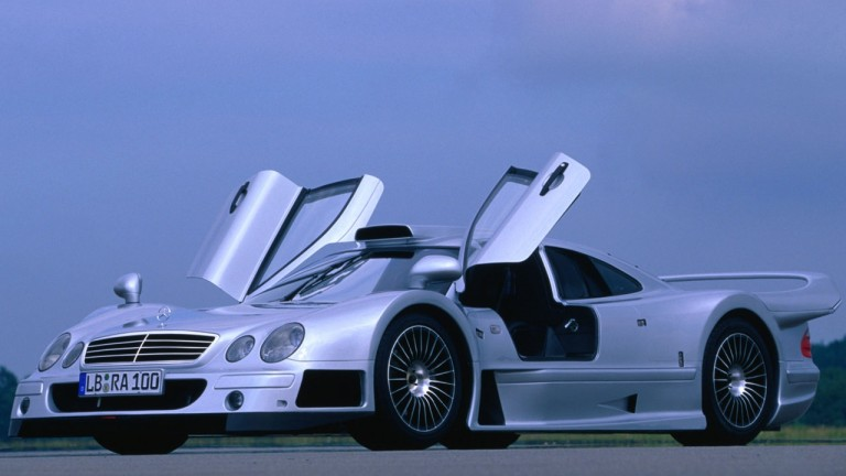 Най-интересните модификации на Mercedes CLK
