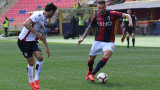 Bologna defeated Cagliari with 2-0, Despoord entered as a reserve