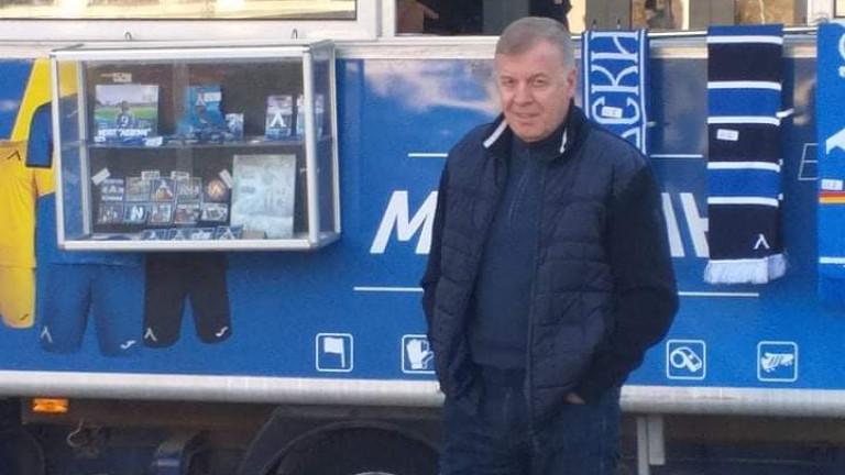 """Наско Сираков тръгна из България, за да популяризира кампанията """"Аз съм Левски"""""""