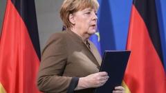 Атаката в Берлин увеличи подкрепата за консерваторите на Меркел
