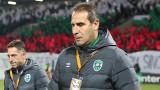 Димитър Димитров: Изиграхме едно от най-силните си полувремена