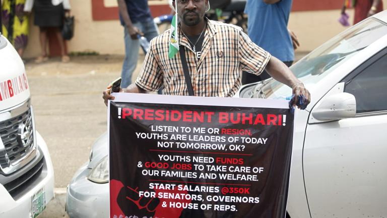 Семействата на отвлечените нигерийски ученици в страх от радикализирането им