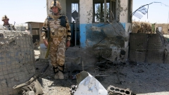 Няма пострадали български военни при ракетен обстрел на летище Кандахар