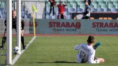 Левски с първа дузпа срещу ЦСКА от 10 години насам