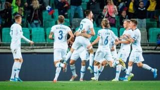 Словения повали Полша, Австрия се разправи с Латвия