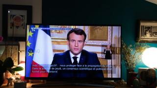 Макрон постави Франция под блокада