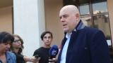 Миню Стайков задържан при спецакцията срещу нелегален цех за цигари