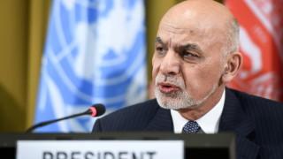 Президентът на Афганистан формира екип за мирни преговори с талибаните