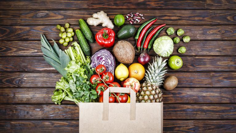 Храните по света поскъпнаха с 1,85% за месец