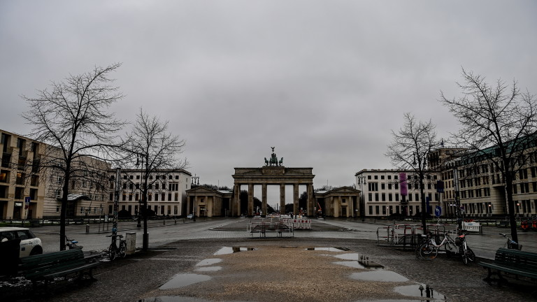 Германия удължава блокадата до 31 януари?