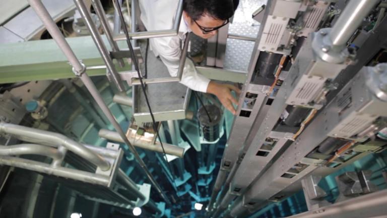 Колко изследователски ядрени реактора работят в света?