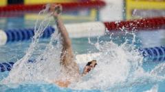 България кандидатства за европейско по плуване