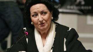 Осъдиха Монсерат Кабайе за укриване на данъци