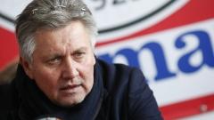 Василев: Златков ще ни помогне да се върнем в елита
