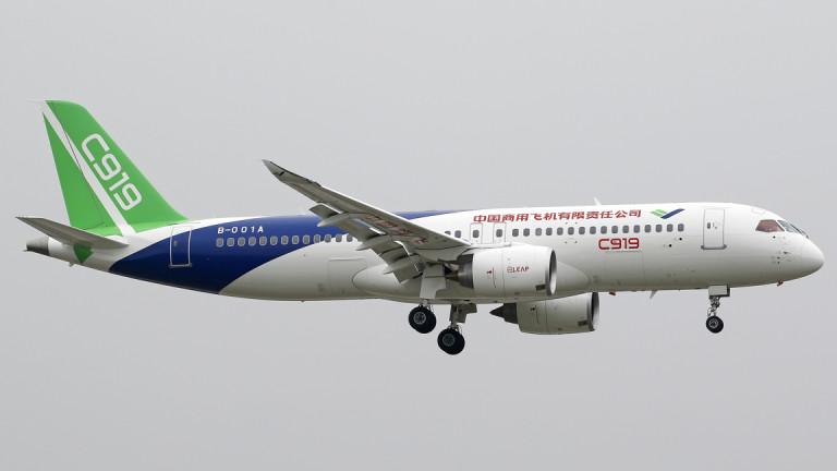 Защо Pусия се отказва от проекта за съвместен самолет с Китай