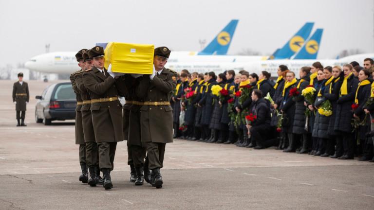Иран дава информацията от черните кутии на катастрофиралия Boeing на Украйна