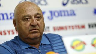 Стефанов призова за оставка на шефа на съдиите и Ивайло Стоянов, те решавали кой да играе в Европа