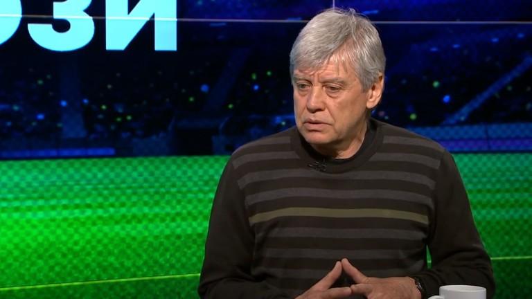 Емил Спасов: Мъри, върни се в Левски, парите сега не са проблем