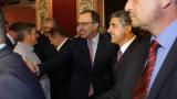 Колко е важно, че президентът Петър Стоянов проговори, въодушевен Плевнелиев