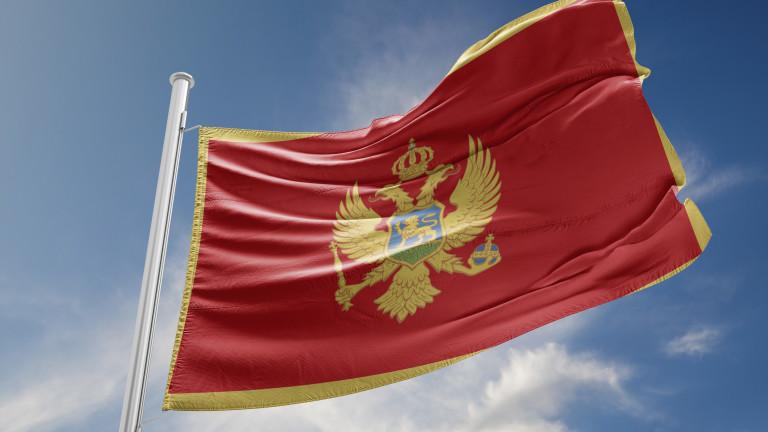 Черна гора и Сърбия спорят заради изгаряне на знаме