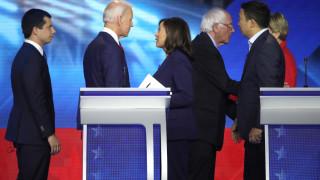 Сблъсък за здравеопазването между Байдън, Сандърс и Уорън в третия дебат на демократите