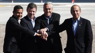4 страни от Латинска Америка създадоха икономически алианс